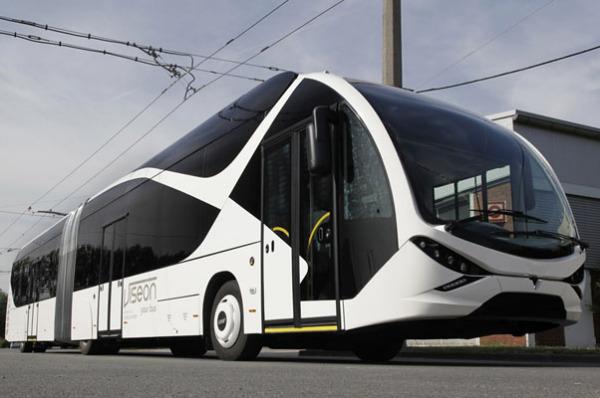 Троллейбус VISEON LT-20