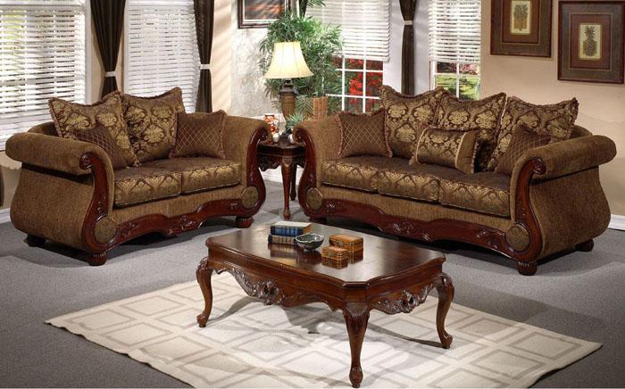 Удивительная мебель в викторианском стиле для современного интерьера