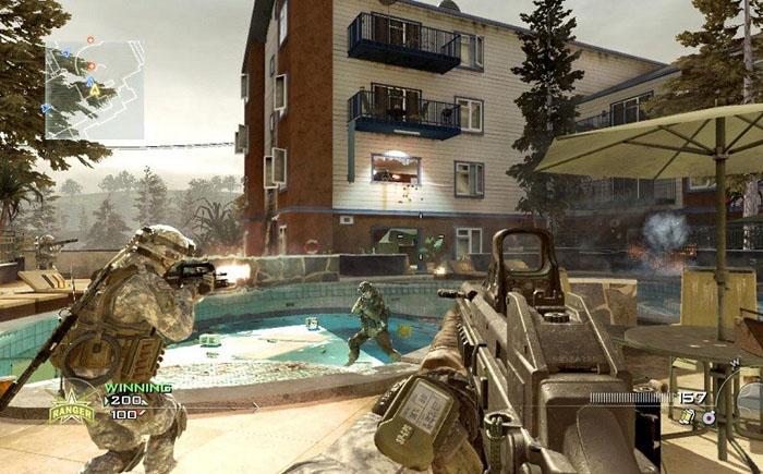 Call of Duty: Modern Warfare 2 – 200 миллионов долларов