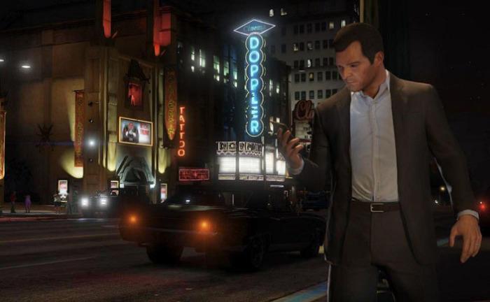 Grand Theft Auto V – 265 миллионов долларов