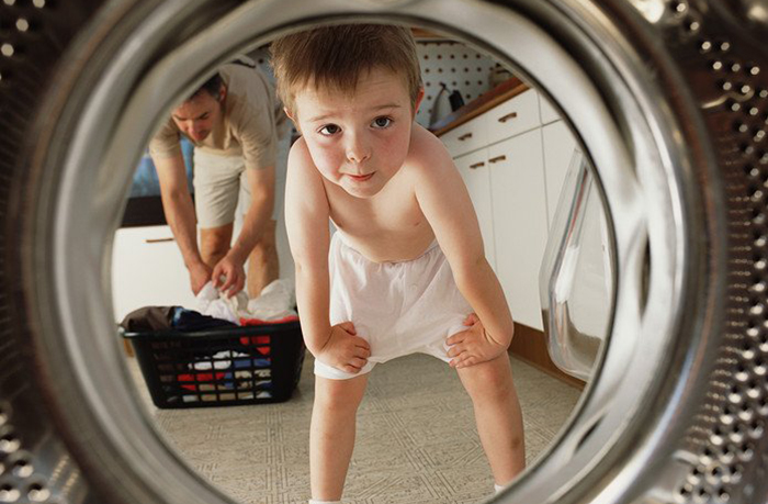 Как «постирать» стиральную машину: эффективное домашнее средство