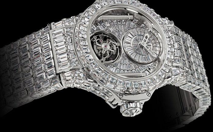 Часы Big Bang от Hubolt