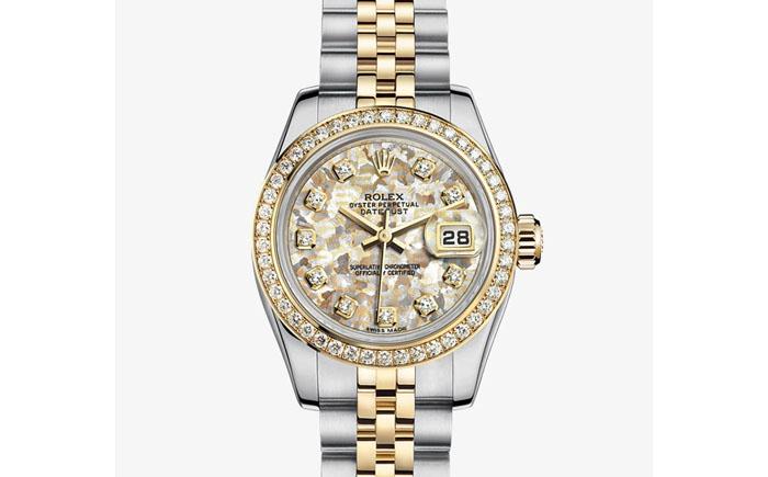 Часы Lady Datejust от Rolex