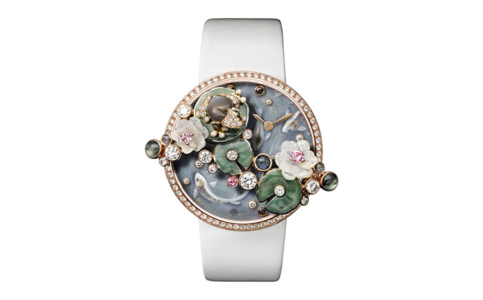 Часы Les Indomptables от Cartier