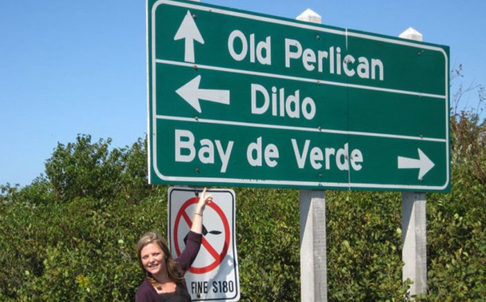 Дилдо, Канада