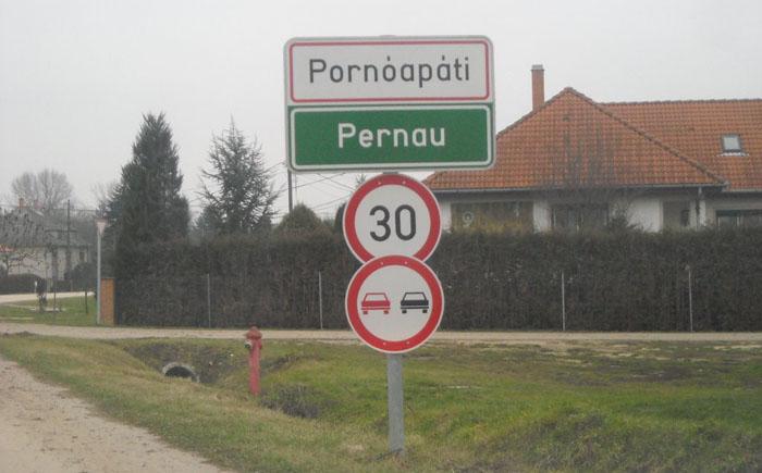 Порноапати, Венгрия