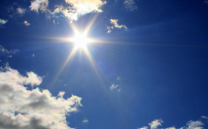 Солнце на 1% состоит из кислорода