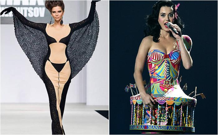 20 самых странных модных коллекций последнего десятилетия