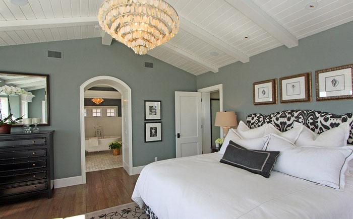 Интерьер спальни от RS Myers Company
