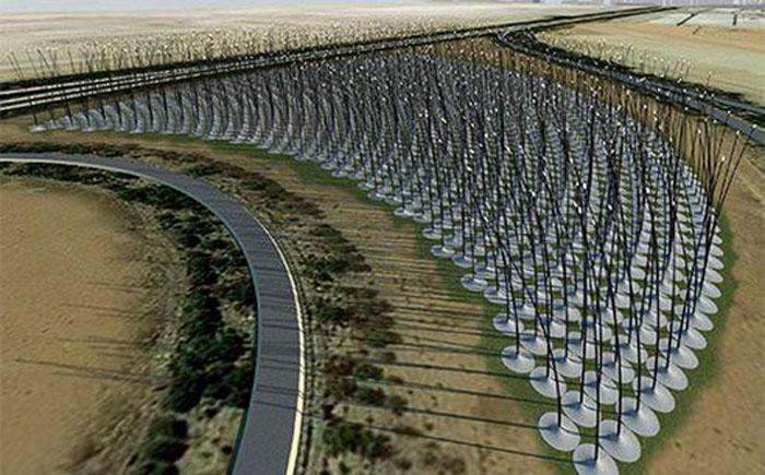 Вітрогенератори-стеблинки