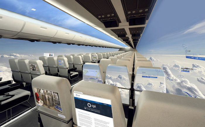 Самолёты будущего от современных аэрокосмических компаний