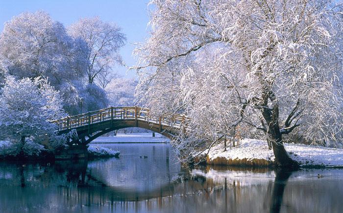 Фотографий зимы со всего мира