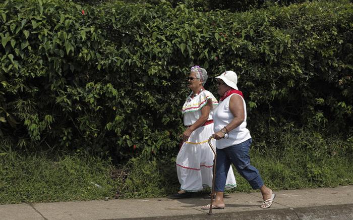 Костариканские женщины