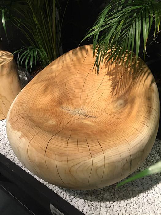 Кресло Maui от Терри Двэна