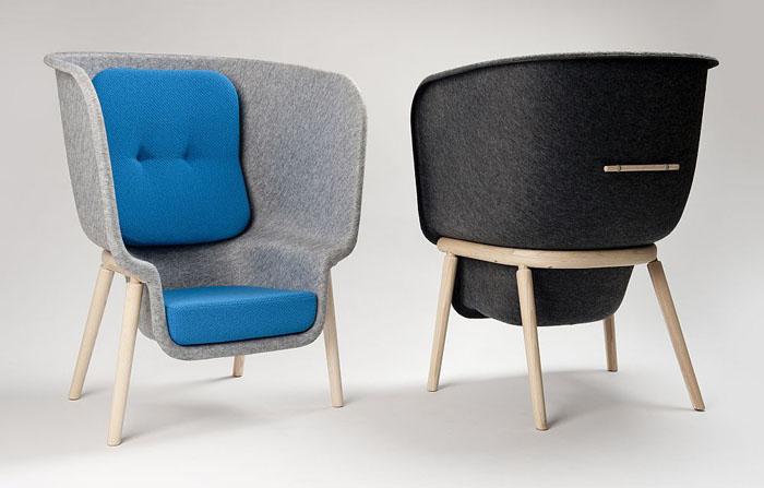 Кресло Pod