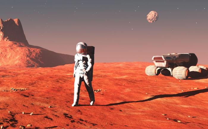 Люди отправятся на Марс