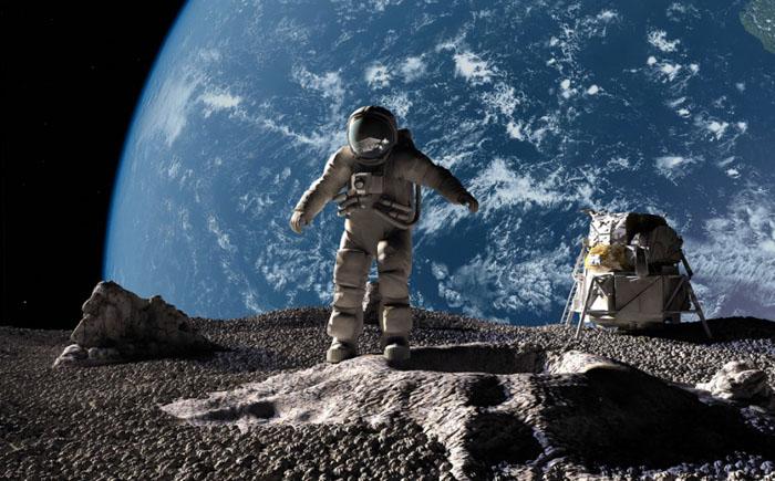 Мы вернемся на Луну