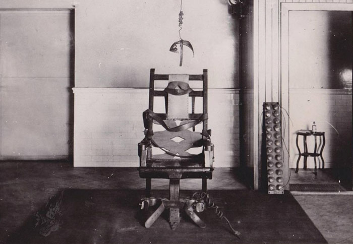Электрический стул