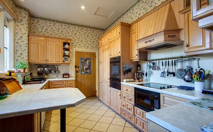 Классическая кухня от Durrant Associates