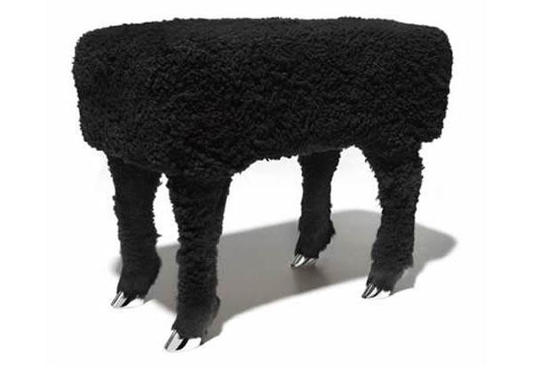 Стул-овца