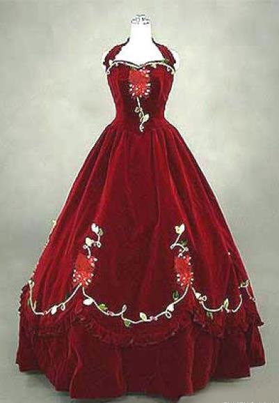 Родом из детства - свадебное платье аниме