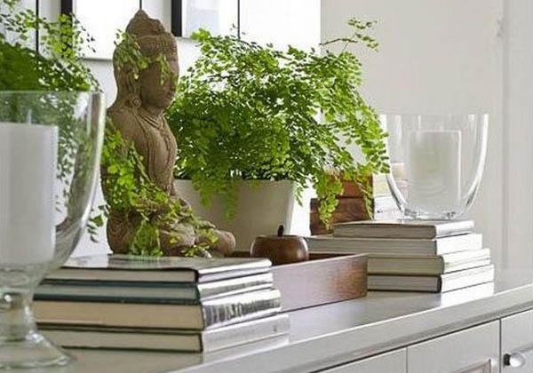 Статуя Будды - непременный атрибут