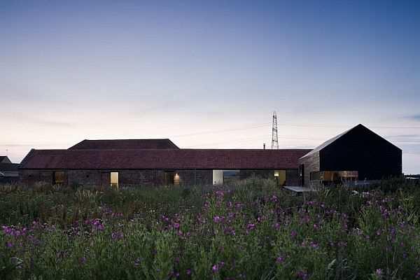Многофункциональное здание от студии Carl Turner Architects