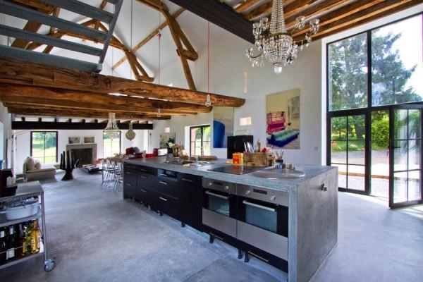 Дом из сарая от студии Josephine Interior Design