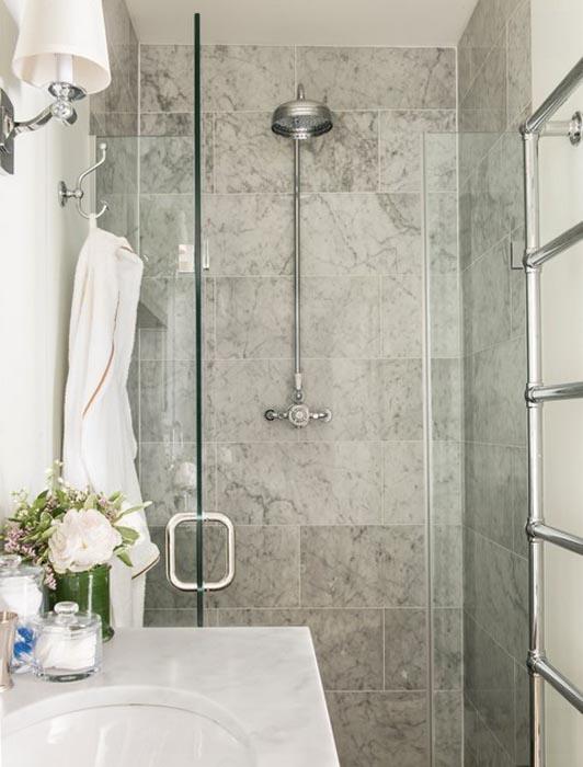 Ванная комната хозяйки