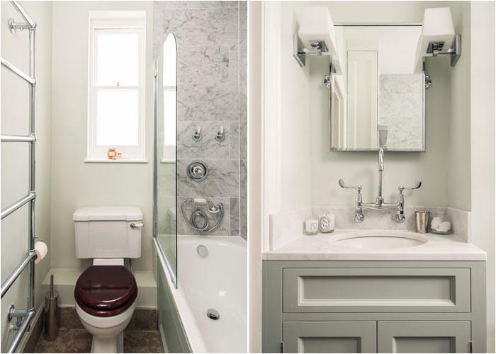 Гостевая ванная комната