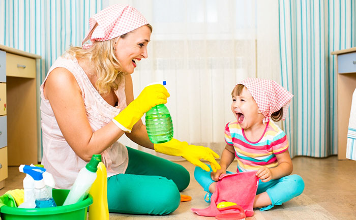 Главные «бабушкины» помощники для уборки дома
