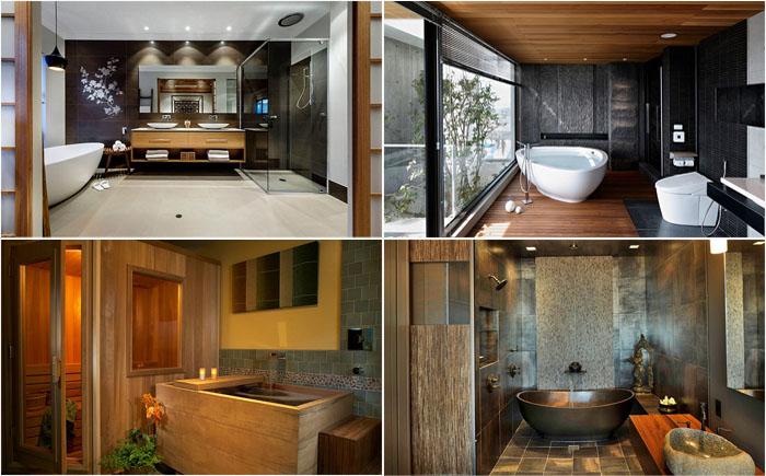 Удивительные тенденции дизайна ванных комнат 2015
