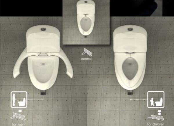 Универсальный туалет