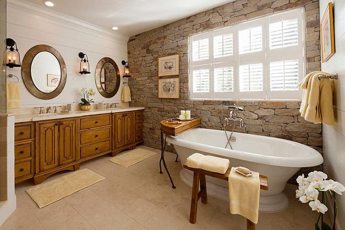 Интерьер ванной от Decorating Den Interiors- Corporate Headquarters