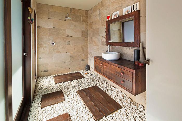Интерьер ванной от Henarise Pty Ltd