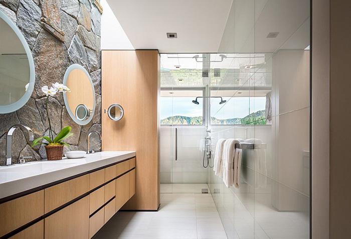 Интерьер ванной от studio bracket