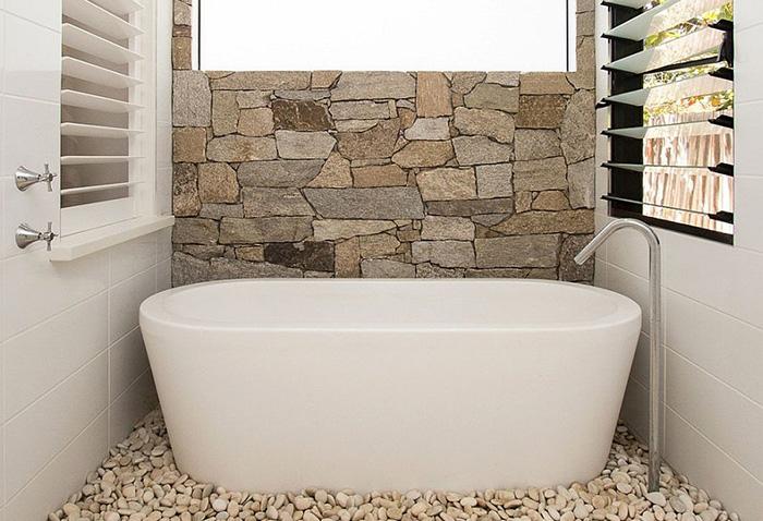 Интерьер ванной от Sam Davison Interiors