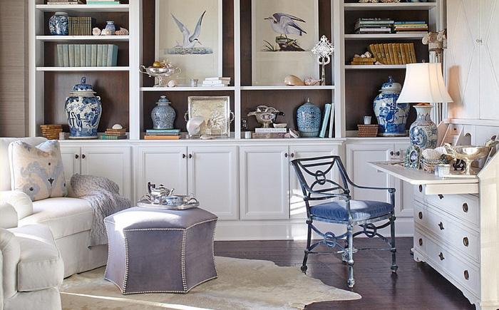 Домашний офис от  CDA Interior Design