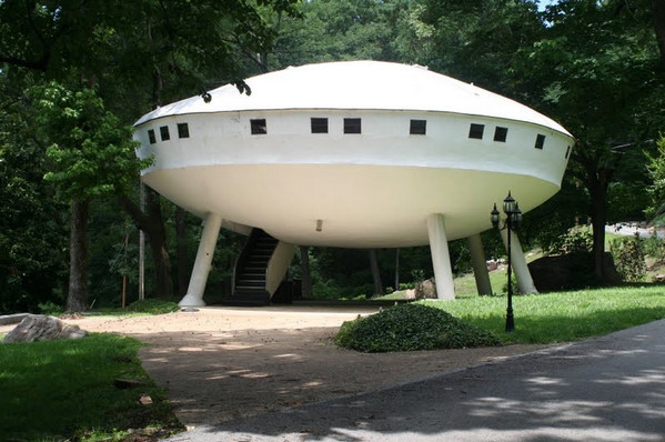 Дом-космический корабль, Чаттануга, Теннесси