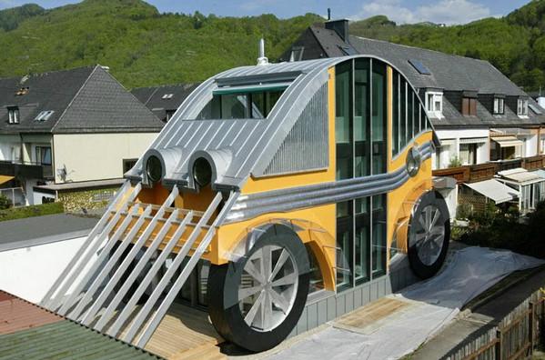 Дом VW Beetle