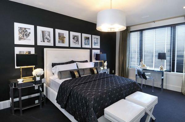 Интерьер спальни от Atmosphere Interior Design