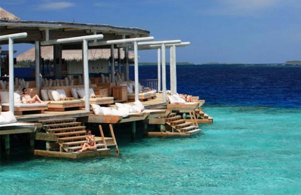 10 бунгало на воде – райская мечта