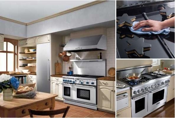 Мечта каждой хозяйки ‒ плиты Culinarian от Capital