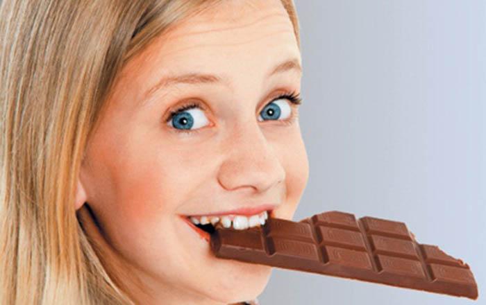 Шоколад и молодость