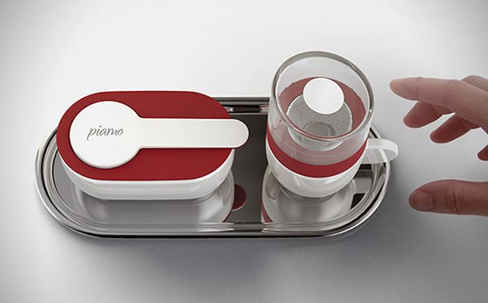 Piamo: микроволновая кофеварка