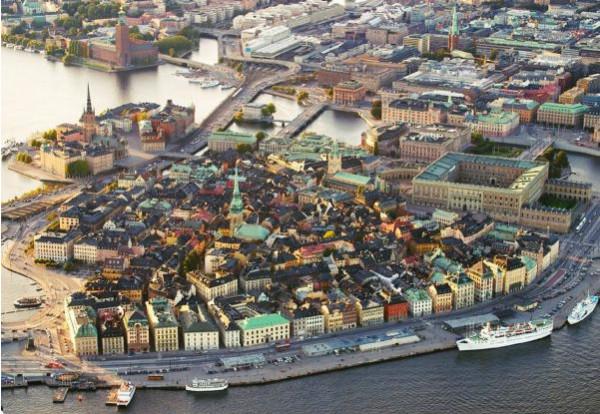 Стокгольм (Stockholm)