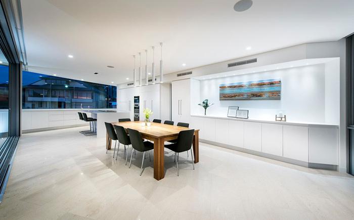 Интерьер от Cambuild и Banham Architects