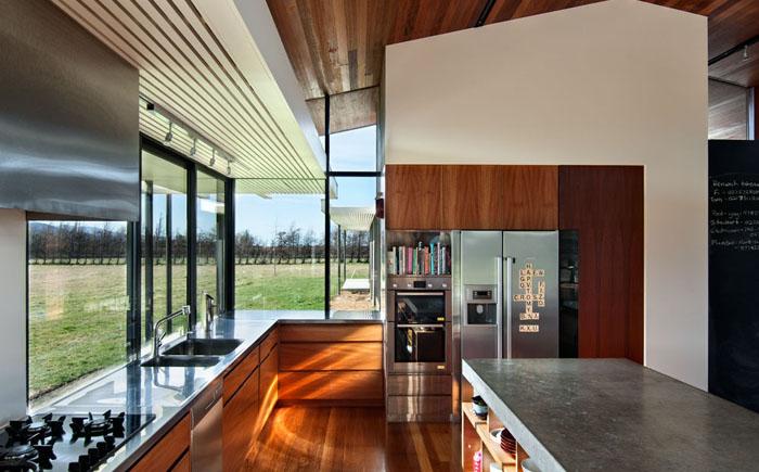 Интерьер от бюро  Parsonson Architects