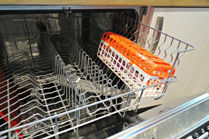 Посудомоечная машина придёт на помощь
