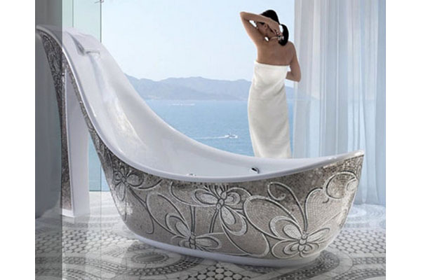 Ванна-туфля